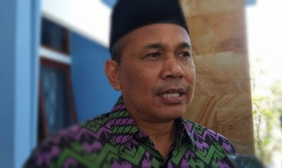 Kepala Dinas Sosial Provinsi NTB, Ahsanul Khalik