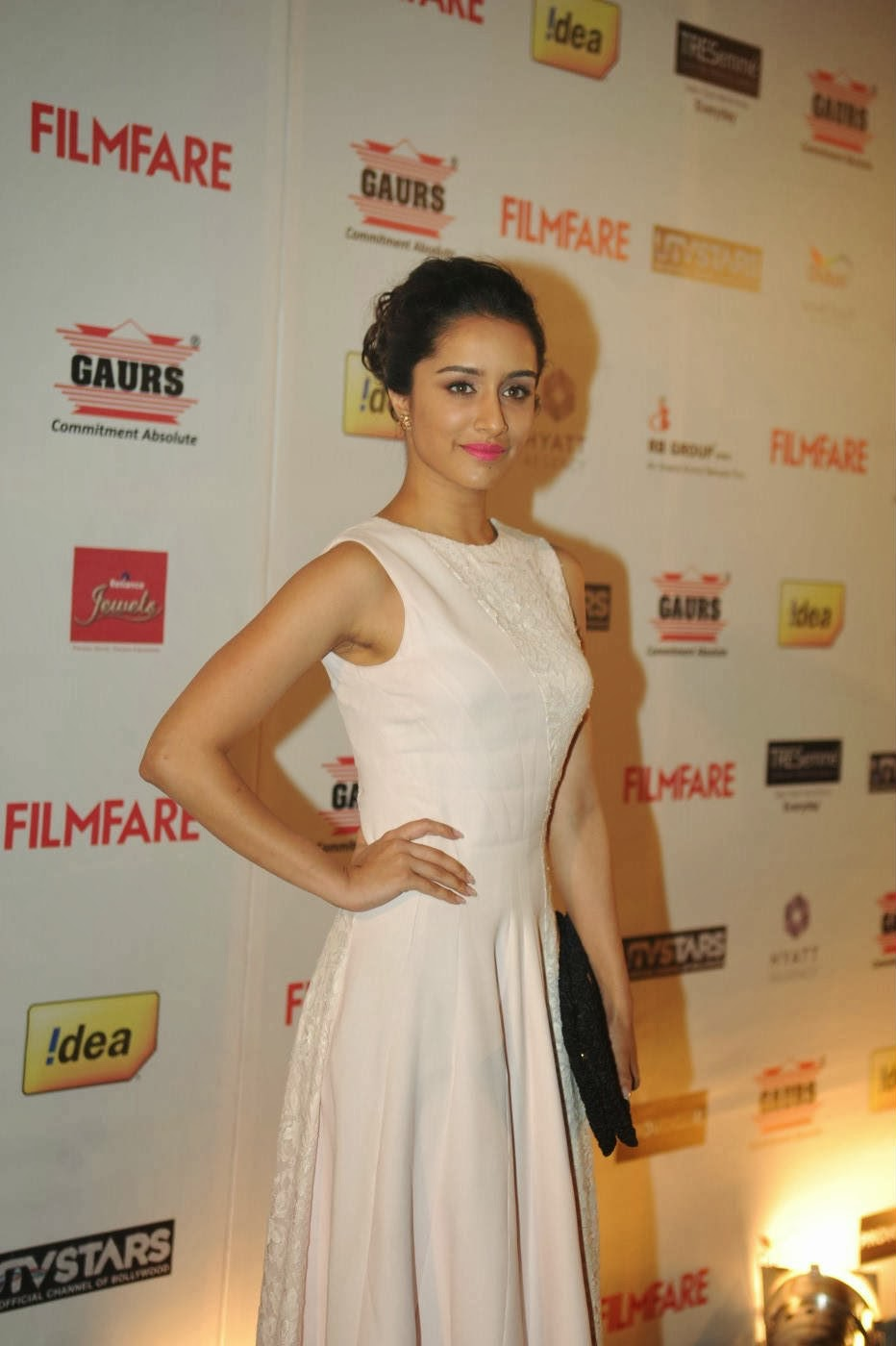 Shraddha Kapoor at 59th Filmfare Pre Awards Party