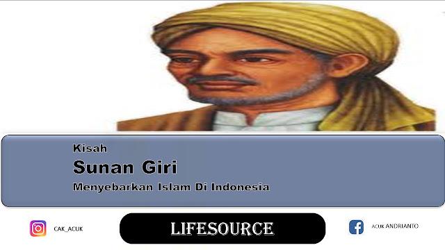 Kisah Sunan Giri
