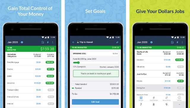 أفضل تطبيق لإدارة أموالك بذكاء للأندرويد
