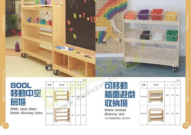 masterkidz furniture 牆面遊戲收納櫃