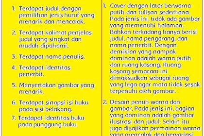 Unsur Dan Ragam Desain Dalam Membuat Gambar Cover [Jawaban Soal Halaman 119 kelas 5 tema 2]