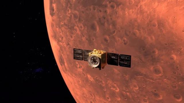 UAE Mars Mission, Hope Spacecraft Enter Mars Orbit, Celebrating First Mars Mission