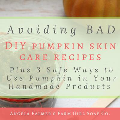 Using Pumpkin in DIY Skin Care