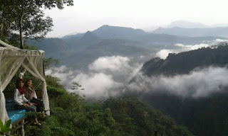spot kamar atas awan bukit asmara situk