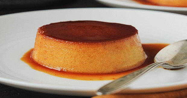 Pumpkin Leche Flan Recipe - Kusina Master Recipes