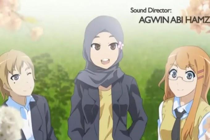 Viral! Nonton Anime Ngampus Menuju Impian