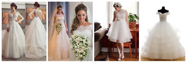 Inspiração: Vestidos de Casamento| Dress Fashion