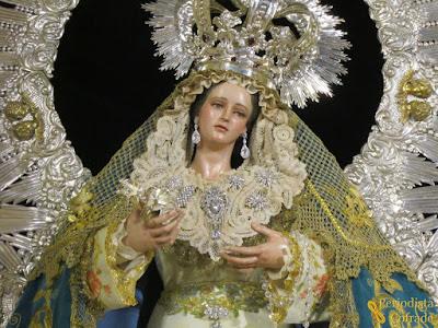 Resultado de imagen de Virgen de la Salud del Sol (Sevilla)