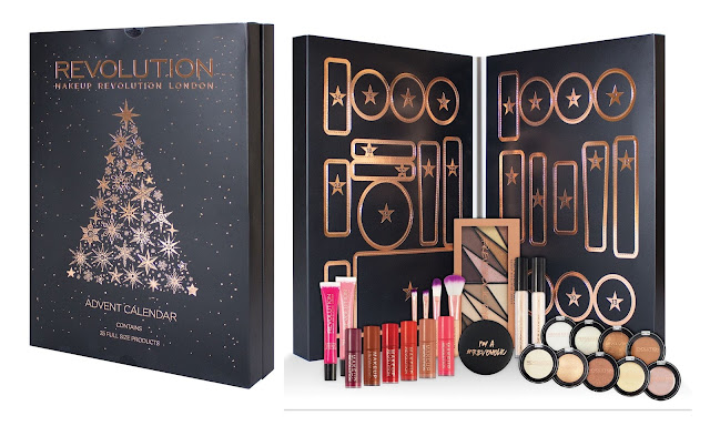 Makeup Revolution Advent Calendar