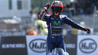 Komentar Legenda Balap MotoGP Melihat Performa Maverick Vinales, Fansboy Dilarang Saling Hujat !!