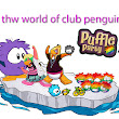 The world of Club Penguin