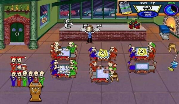 تحميل لعبة Diner Dash