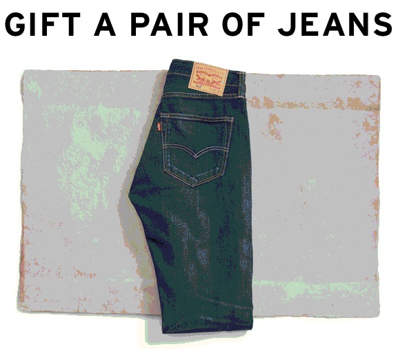Jean Gifting for the Holidays