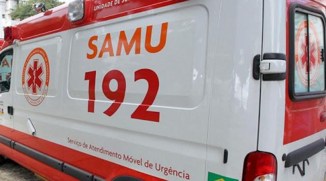 Vítima é atingida com tiro na região da cabeça durante assalto no centro de Cajazeiras