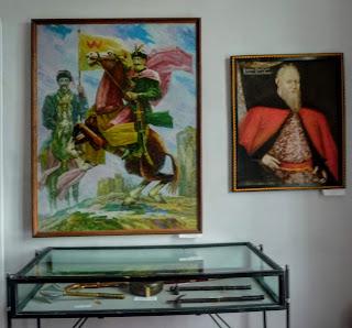Руда. Музей Ивана Выговского. Портреты