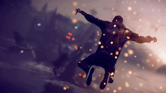 Gameplay Infamous Second Son Walkthrough