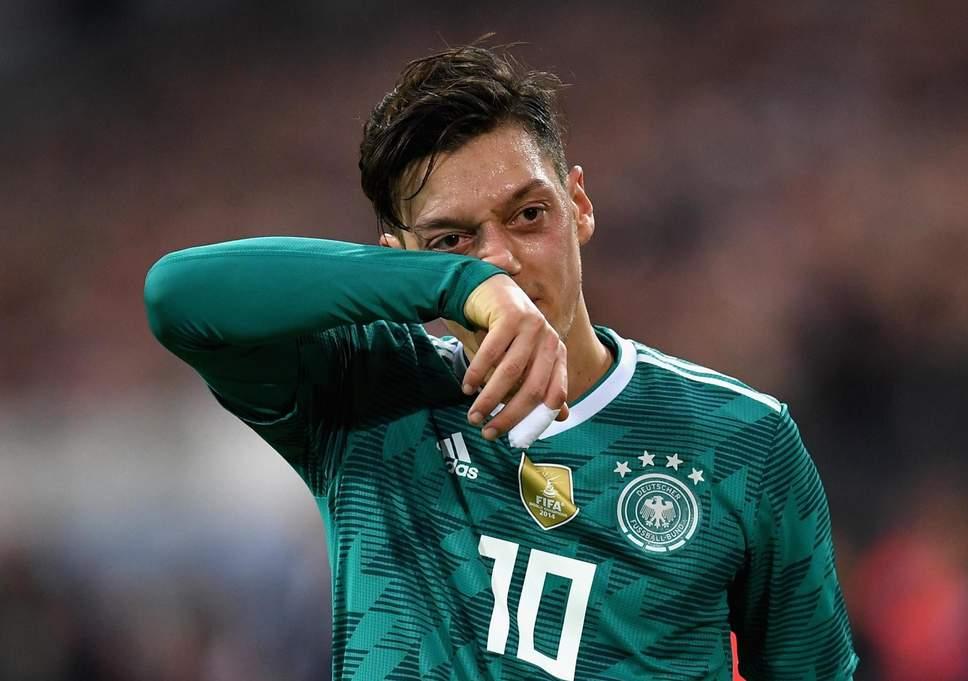 Wenger: Timnas Jerman Butuh Ozil