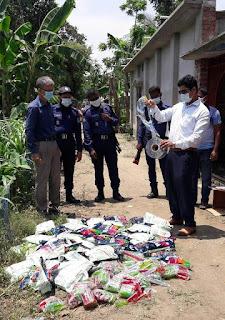 চুয়াডাঙ্গা  জিবননগরে ভোক্তা অধিকার সংরক্ষণ অধিদপ্তরের অভিযান পরিচালিত