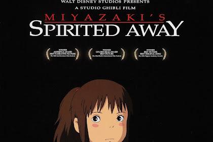 Spirited Away (2001) Sinopsis, Informasi