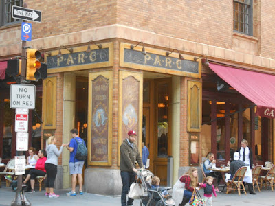 Parc Brasserie Restaurant Bistro and Café