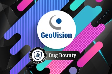 GeoVision - Cross-Site Request Forgery (CSRF) Vulnerability