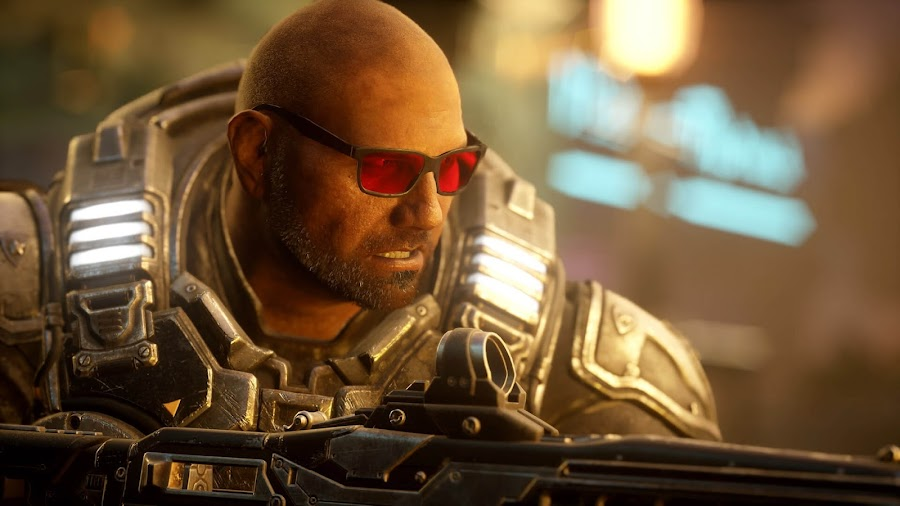 dave bautista gears 5 batista marcus fenix playable multiplayer character pc xboox one