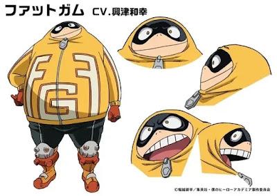 Kazuyuki Okitsu se une al reparto como el héroe profesional Fat Gum.