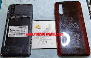 Maxtron S9 Fix Touchscreen 100% TESTED