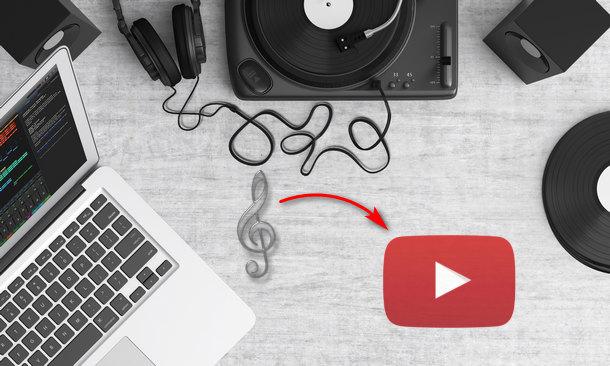 مصادر للحصول على مقاطع صوتية مجانية بدون حقوق لإستخدامها في فيديوهات اليوتيوب