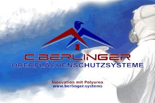 C. Berlinger Visitenkartendesign
