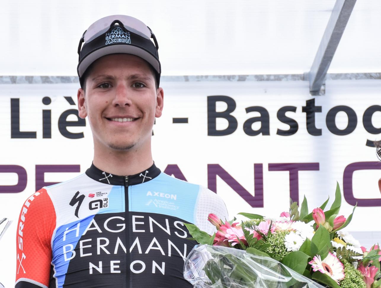 Volta ao Ciclismo: João Almeida vence Liège-Bastogne-Liège e Rui Oliveira  qualifica Portugal para os Mundiais