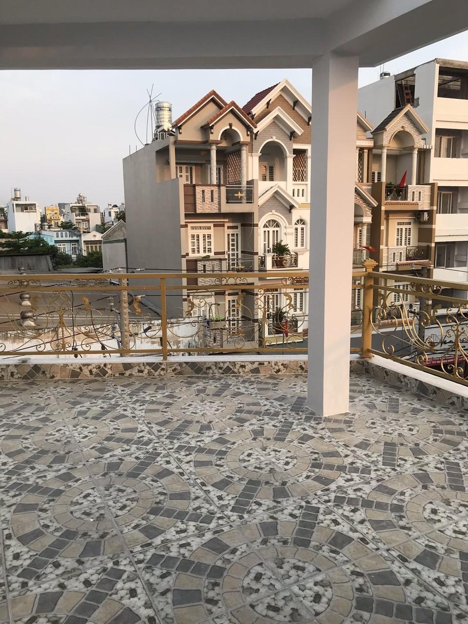 Bán nhà hẻm 759 Hương Lộ 2 phường Bình Trị Đông A quận Bình Tân. Dt 4x18m