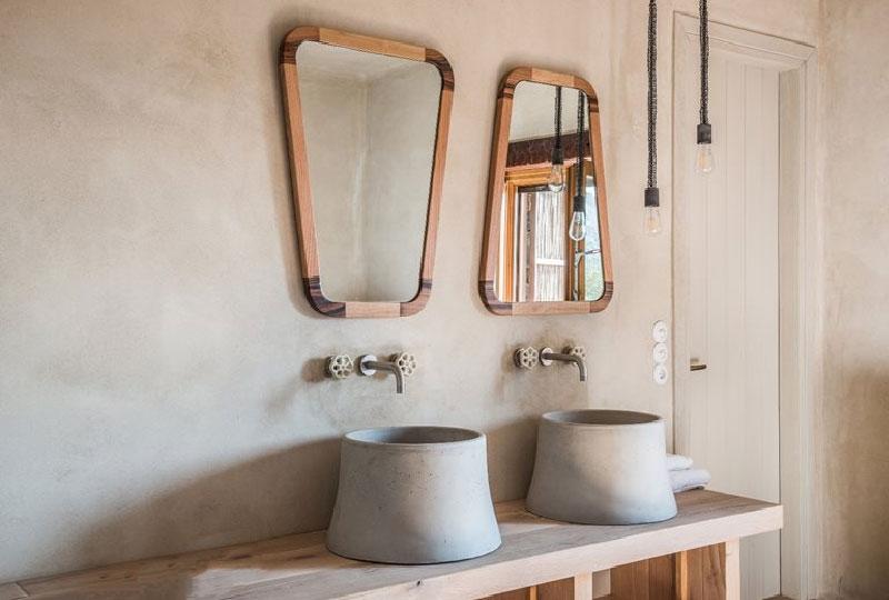 lavabi bagno in cemento