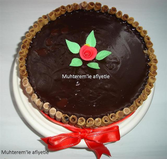 gofret pasta nasıl yapılır?