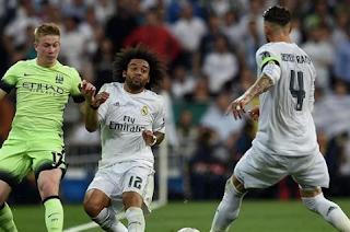 القنوات الناقلة لمباراة ريال مدريد ومانشستر سيتي