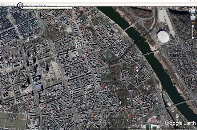 Stare mapy - post historyczno - geograficzny