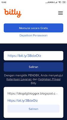 Shortener URL 1