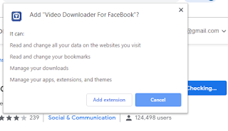 Download Facebook Trending Videos on Computer Directly