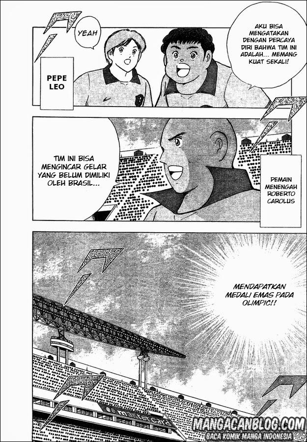 Captain Tsubasa – Rising Sun Chapter 08-12