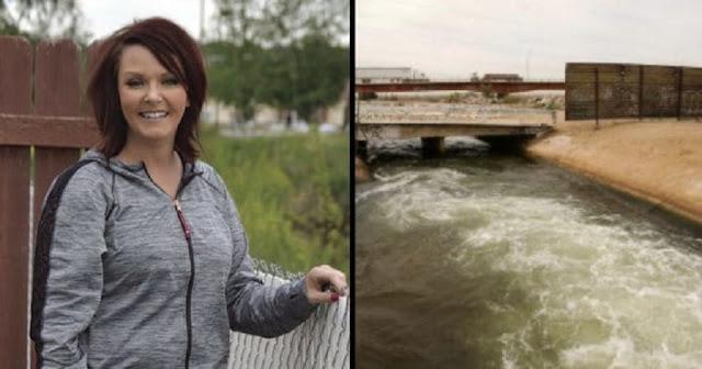 Она увидела в воде перевёрнутую коляску и помчалась на помощь. Внутри оказался 2-летний ребёнок!