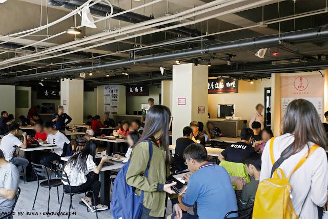 MG 3662 - 中興大學學生餐廳重新開幕囉!近50間店家攤販進駐,整體煥然一新!