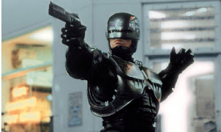 Peter Weller in Robocop 1987