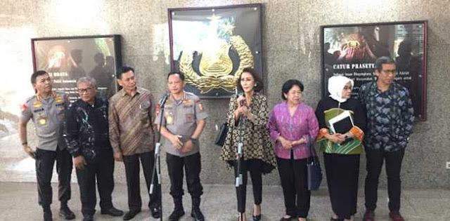 Tito Janji Kirim Perwira Jadi Calon Pimpinan KPK