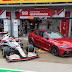 Alfa Romeo Giulia GTAm sale a pista en Imola