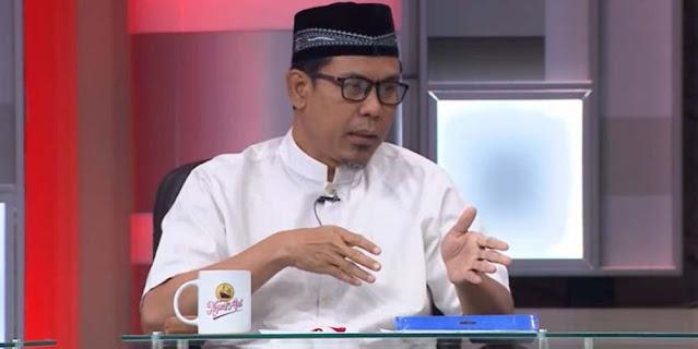 PN Jaksel Cabut SP3 Kasus Chat HRS, Munarman: Aneh Bin Ajaib Bukan?