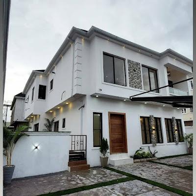 Marleys house - Naira Marley acquires new home in Lekki [photos]