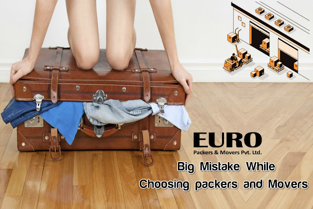 Always avoid these common mistake while choosing packers and movers in Kolkata