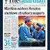 NIGERIA NEWSPAPERS: TODAY'S THE GUARDIAN NEWSPAPER HEADLINES [29 JANUARY, 2018].