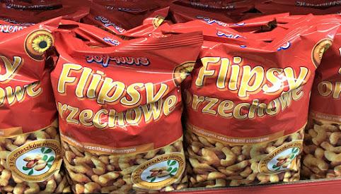Flipsy orzechowe, Joy-Nuts
